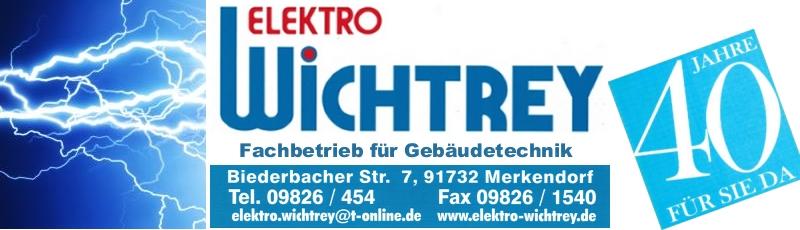 Elektro Wichtrey GmbH Fachbetrieb für Gebäudetechnik,Ersatzteile ...